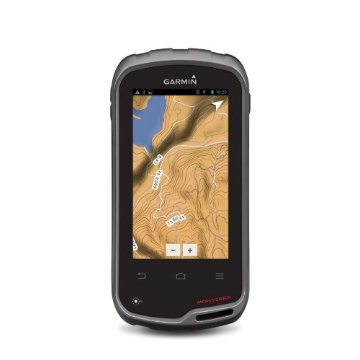 Garmin Monterra Wi-Fi Enabled Handheld GPS