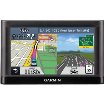 Garmin nuvi 54LM 5 Vehicle GPS with Lifetime Maps (US & Canada)