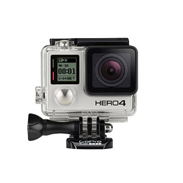 GoPro Hero4 Black Edition 4k Action Camera