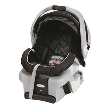 Graco SnugRide 30 Classic Connect Infant Car Seat (Metropolis)