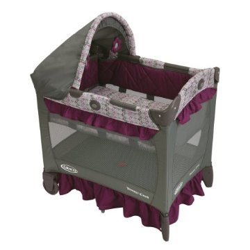 Graco Travel Lite Crib (Nyssa)