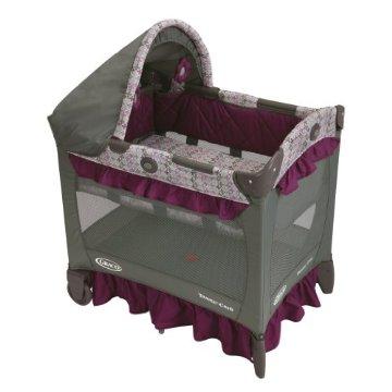 Graco Travel Lite Crib (Nyssa)