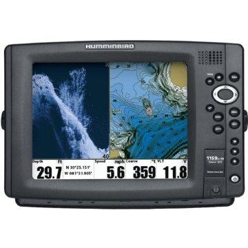 Humminbird 1159ci HD DI Combo Fish Finder System (409220-1)