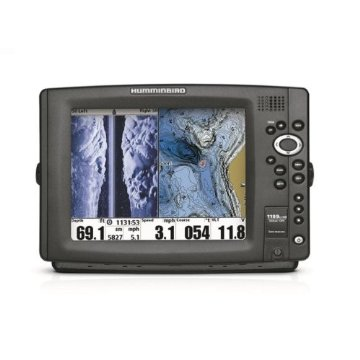 Humminbird 1199ci HD SI Combo Fish Finder System (409230-1)