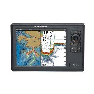Humminbird ONIX10ci Combo with Dual Beam TM Transducer, GPS (408800-1)