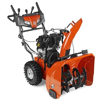 Husqvarna ST224  24 2-Stage Electric Start 208cc Snow Thrower