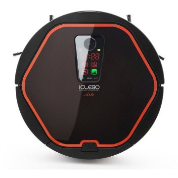 iClebo Arte 2-in-1 Vacuum Cleaner and Floor Mopping Robot (YCR-M05-10)