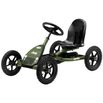 Jeep Junior Pedal Go-Kart by Berg Toys