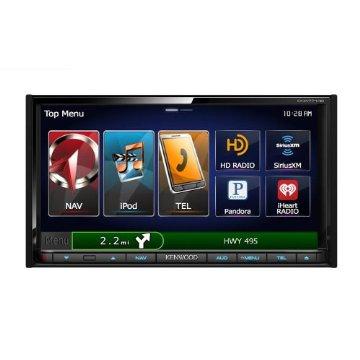 Kenwood DNX771HD 6.95 2-Din AV Navigation System with Bluetooth & HD Radio