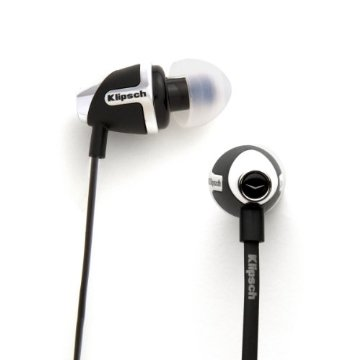 Klipsch Image S4 II In-Ear Headphones (Black)