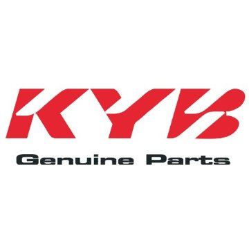KYB 554384 Gas-A-Just Silver Monotube Shock