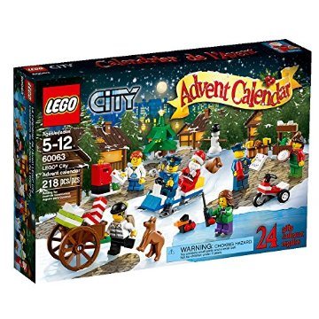 LEGO City 2014 Advent Calendar (60063)