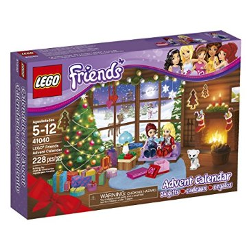 LEGO Friends  2014 Advent Calendar (41040)