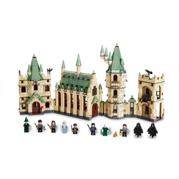 Lego Harry Potter Hogwarts Castle (4842)