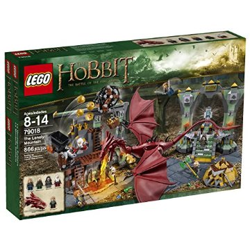 LEGO Hobbit: The Lonely Mountain (79018)