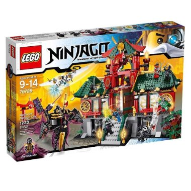 Lego Ninjago: Battle for Ninjago City (70728)