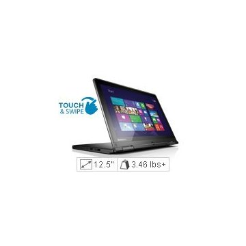 Lenovo ThinkPad Yoga 14 2-in-1 Convertible Laptop / Tablet with Intel Core i5-4210U, 8GB RAM, 1TB HD, Windows 8.1