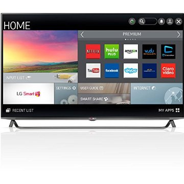 LG 65UB9200 65 4K Ultra HD 120Hz LED Smart TV