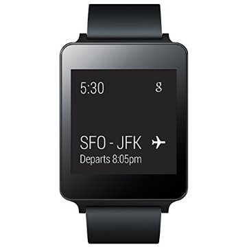 LG G Watch Powered By Android (Black)