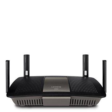 Linksys AC2400 4X4 Dual-Band Gigabit Wi-Fi Router (E8350)