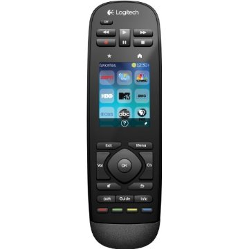 Logitech Harmony Touch Universal Remote with Color Touchscreen  (915-000198)