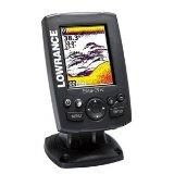 Lowrance Elite-3X Fishfinder with 83/200 Transducer (000-11448-001)