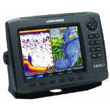 Lowrance HDS-8 GEN2 Chartplotter / Sounder with 8.4 LCD, Insight USA Cartography, and 50/200KHz Transducer (000-10536-001)