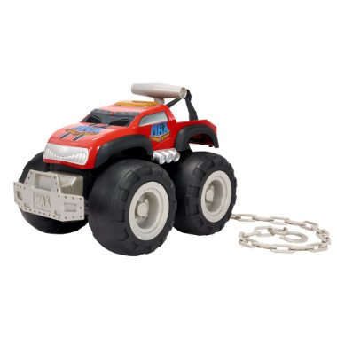 Max Tow Truck With Turbo Mode (Red)