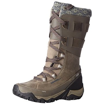 Merrell Polarand Rove Peak Women's Waterproof Winter Boot (4 Color Options)