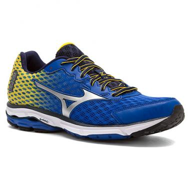 Mizuno Wave Rider 18 Men's Running Shoes (6 Color Options)