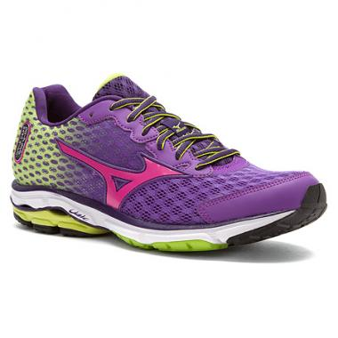 Mizuno Wave Rider 18 Women's Running Shoes (5 Color Options)
