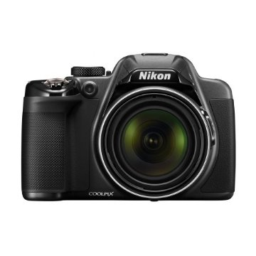 Nikon Coolpix P530 16.1 MP CMOS Digital Camera with 42x Zoom Lens and Full HD 1080p Video