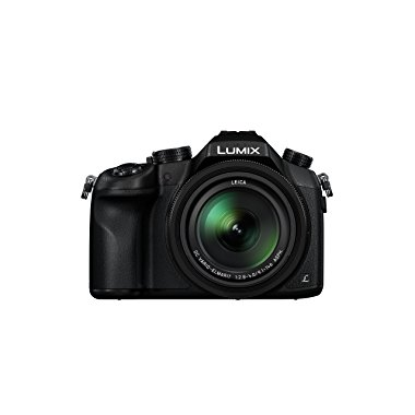 Panasonic Lumix DMC-FZ1000 4K QFHD/HD 16X Long Zoom Digital Camera