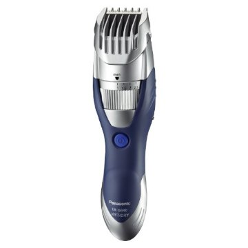 Panasonic Milano Cordless Moustache & Beard Trimmer Wet/Dry with 19 Adjustable Settings (ER-GB40-S)