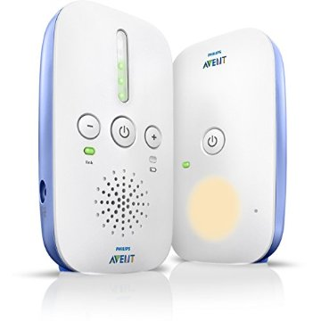 Philips Avent DECT Baby Monitor (SCD501/10)