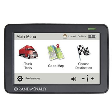 Rand McNally TND 530 LM IntelliRoute GPS Truck Navigator