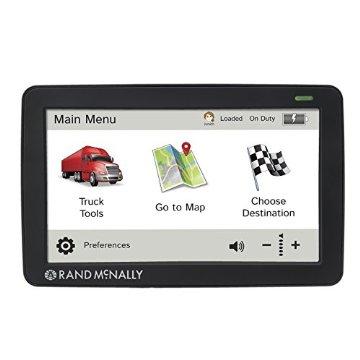 Rand McNally TND 730 LM IntelliRoute GPS Truck Navigator