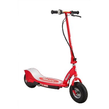 Razor E300 Electric Scooter (Red)