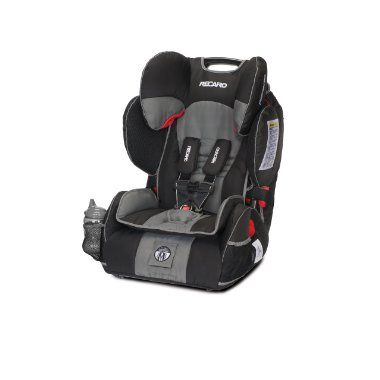 Recaro Performance Sport Combination Harness to Booster Car Seat (Knight)