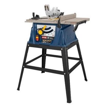 Ryobi Zrrts10 10 Portable Table Saw W Stand Factory Reconditioned Gosale Price Comparison