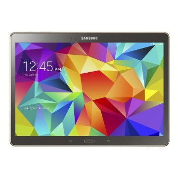 Samsung Galaxy Tab S 10.5 Tablet (16GB, SM-T800, Titanium Bronze)