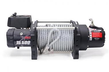 Smittybilt 97415 XRC Winch 15500 lb. Winch with Steel Cable
