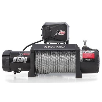 Smittybilt 97495 XRC Gen2 Winch with Steel Cable, 9.5k lbs