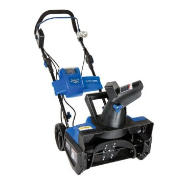 Snow Joe iON18SB iON Cordless Single Stage Brushless Snow Blower with Rechargeable Ecosharp 40-volt Lithium-Ion Battery