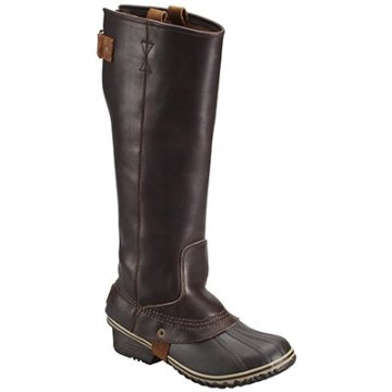 Sorel Slimpack Riding Tall Boots (7 Color Options)