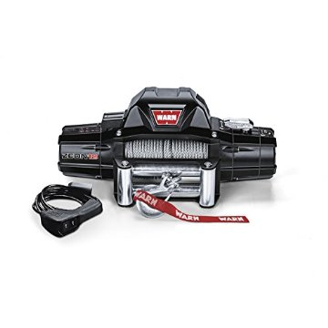Warn ZEON 12 12V Winch with Wire Rope (89120)