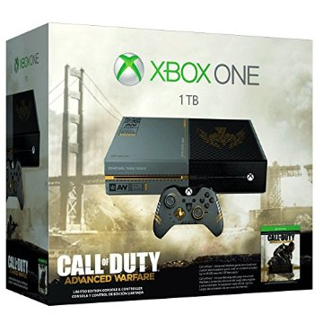 Xbox One Limited Edition Call of Duty: Advanced Warfare Bundle with 1TB Hard Drive