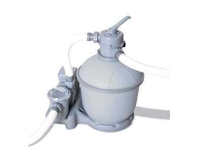 Bestway 1500 GPH Flowclear Sand Filter (58270US)