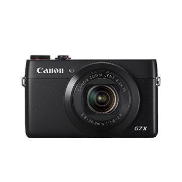 Canon PowerShot G7 X 20.2MP 4.2x Optical Zoom Digital Camera