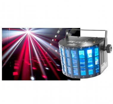 Chauvet Mini Kinta RGBW Projection Lighting Effect
